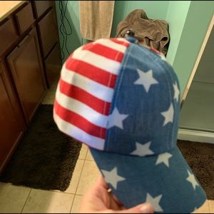 Accessories - Stars and stripes baseball cap